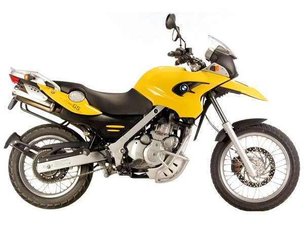 MOTOS BMW F 650 GS