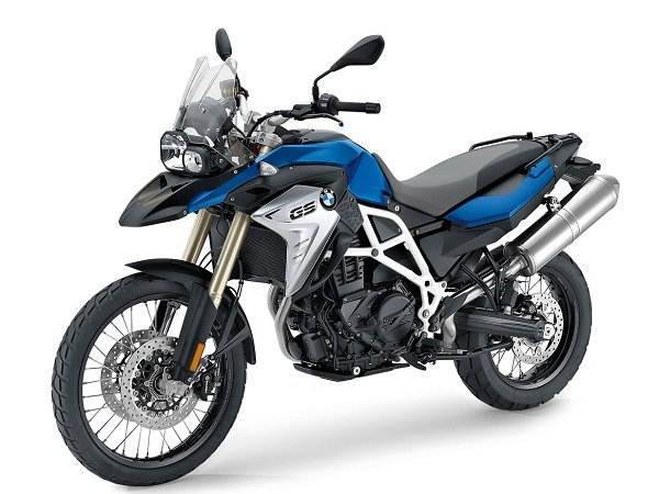 MOTOS BMW F 800 GS