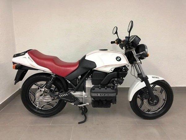 MOTOS BMW K 75
