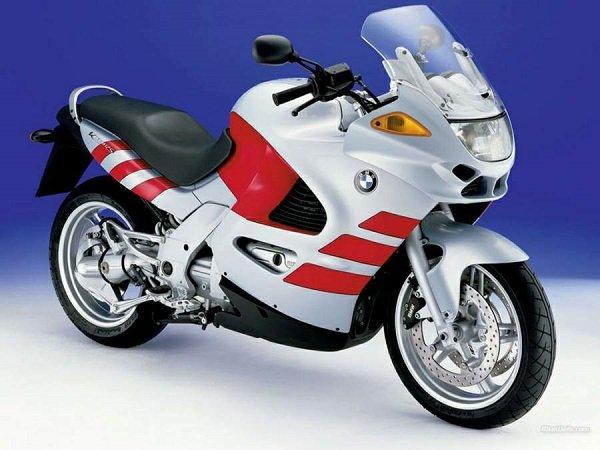 MANUAL MOTOS BMW K 1200 RS