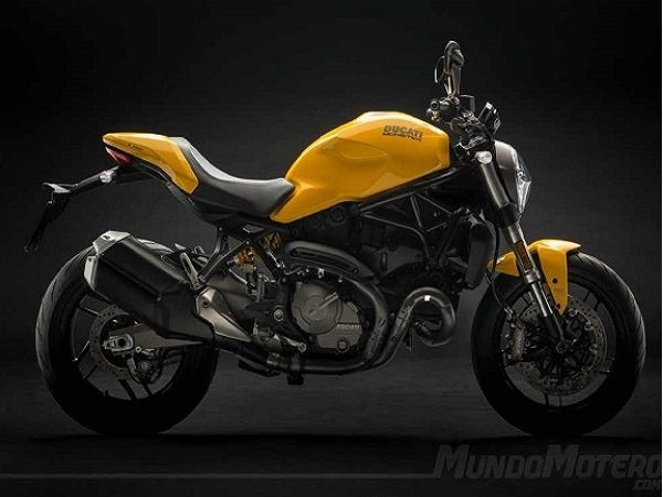 MANUAL DUCATI MONSTER 821