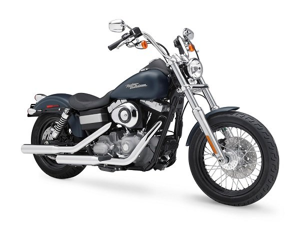 manual hd dyna street bob 2012
