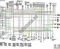 ESQUEMA ELECTRICO TRIUMPH XR 800 2011