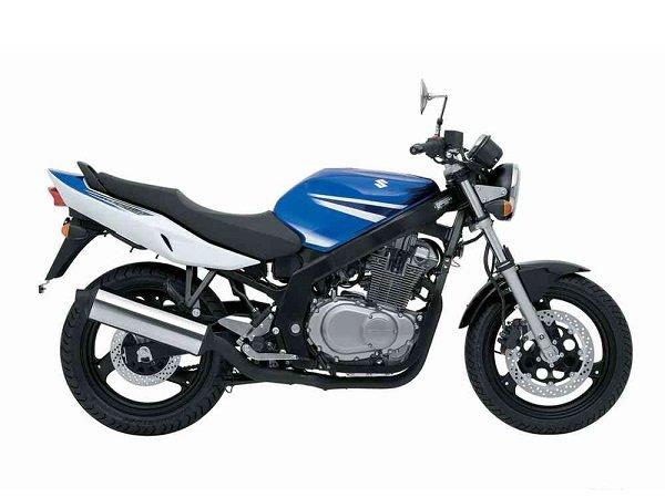 MANUAL MECANICA SUZUKI GS 500 1998