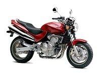 manual taller Honda CB 600F
