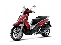 MANUAL PIAGGIO BEVERLY 125ie 2010