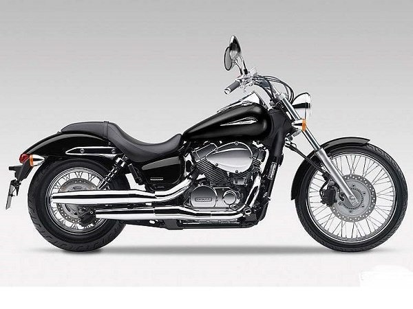 manual honda shadow spirit 750 2001