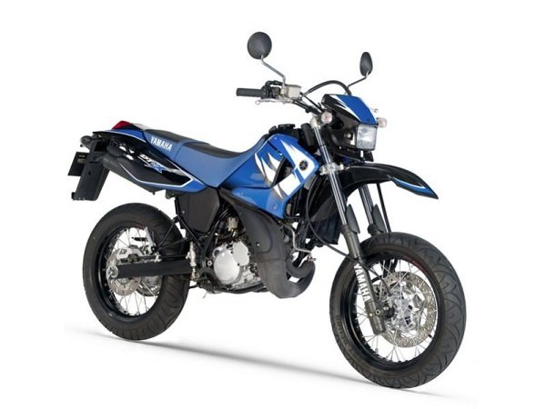 MANUAL YAMAHA DT 125 X