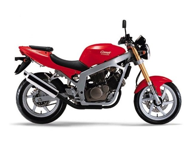 MANUAL HYOSUNG COMET GT 250 2003