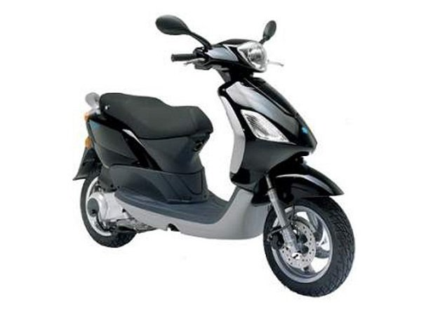 MANUAL PIAGGIO FLY 125 4T